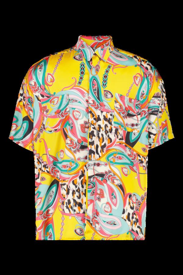 The Jade Shirt